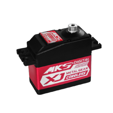 MKS DS9910  XJ SERIES 6v FOR JETS/F3A